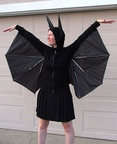 umbrella-bat